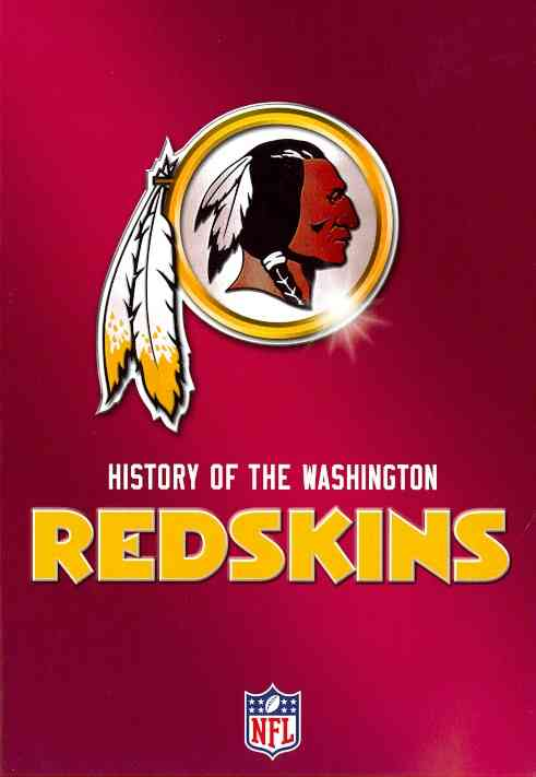 NFL HISTORY OF THE WASHINGTON REDSKIN (DVD) [2 DISCS]